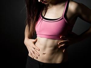 女生的肚子是个谜,或大或小,能不能一直是小别变大啊?