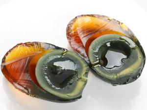 海外卖松花蛋被查,无铅松花蛋不含铅吗?