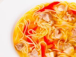 料食如神:孩子長高高的營養食譜丨魚泥番茄雞蛋面