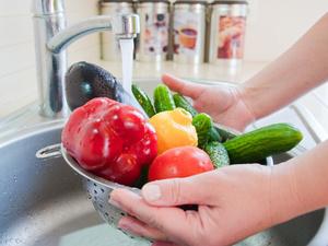 2种方式洗菜让菜越洗越脏