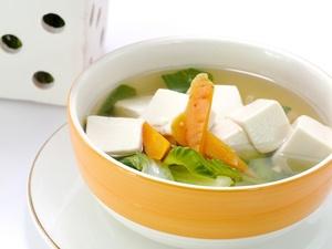春季补钙吃豆腐,还能增强免疫力