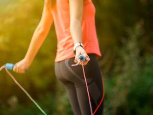 效果超好的减脂运动!只要你肯坚持,就能瘦