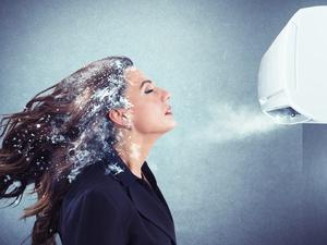 """空调会对你产生这些危害!炎炎夏日,警惕""""空调病""""!"""