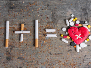 你见过医生吸烟吗