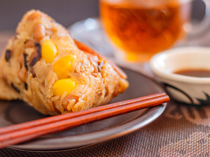 端午节,孕妇该如何健康吃粽子?