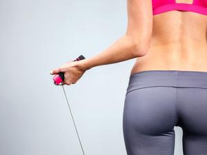 跳绳能减肥吗?大实话:跳10分钟=跑步30分钟
