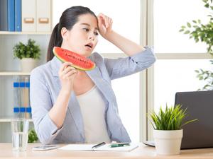 出汗越多减肥真的会越快吗?