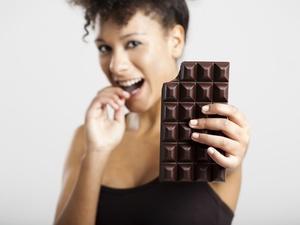 女性经期到底能不能吃巧克力?