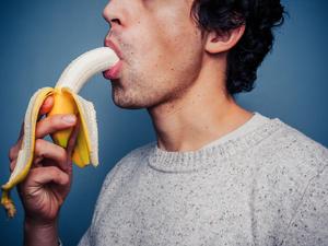 香蕉防早泄?对于男人来说是个好消息