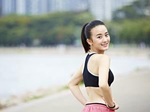 陈意涵产后跑210公里,37岁的她,竟美成了95后!