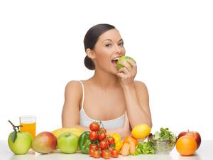 女人吃这些水果,美容养生还防病
