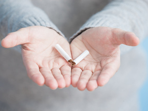 不吸烟患肺癌