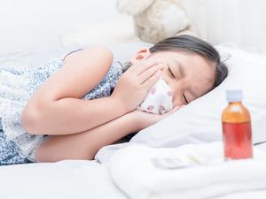 孩子咳嗽老不好?这