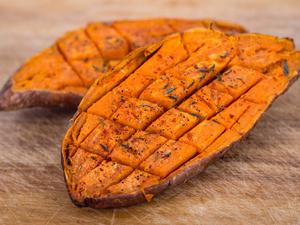 快速瘦下來的紅薯減肥法
