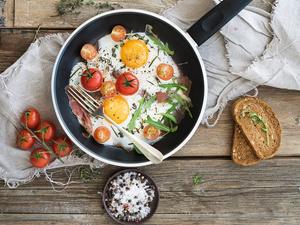 看过来!减脂增肌必吃的九种食物