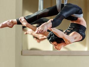 空中瑜伽可以減肥嗎