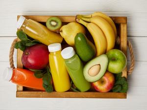 蔬果榨汁减肥食谱,有你爱喝的吗?