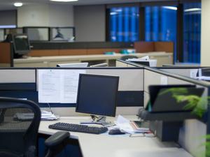 开放式办公让你更容易生病!开放式办公的利弊,你都了解吗?