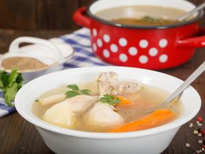 感冒喝鸡汤会加重病情?