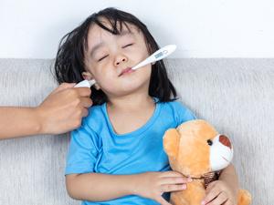 新型冠状病毒肺炎患者最小30小时,孩子发烧咳嗽该如何处理?