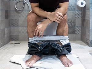 """男人如何洗干净""""私处"""""""