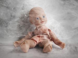 """常吸二手烟,孩子将面临生命""""威胁"""""""
