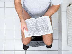 男人如果坐着尿尿……