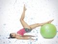 瘦腿瑜伽 7个超人气瘦腿瑜伽动作