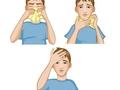 国外的孩子怎么治感冒?