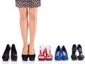 穿高跟鞋会让小腿变很粗是真是假?来了解一下