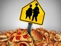 带孩子在外吃,八项注意