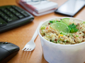 料食如神|二月初二龙抬头健康美食:荠菜饭