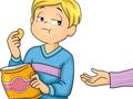 这种零食可引起慢性中毒,千万别给孩子吃