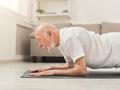 每天5分钟平板支撑,坚持2个月会发现腹部变瘦
