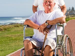老年人不应忽视晚来的幸福