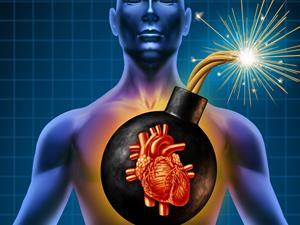 过度敏感竟是冠心病早期信号