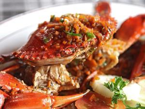 吃螃蟹过敏