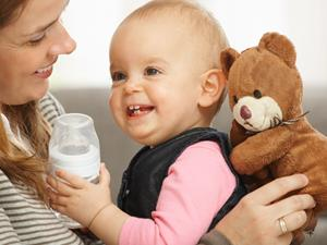 八个月宝宝这样训练他!