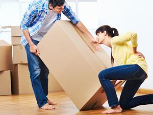 搬重物要避免几种错误姿势
