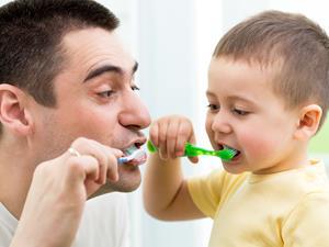 关爱宝宝牙齿健康