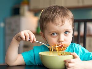 儿童发育障碍或与食物质量有关