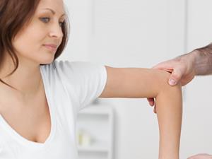 如何锻炼手臂肌肉减赘肉