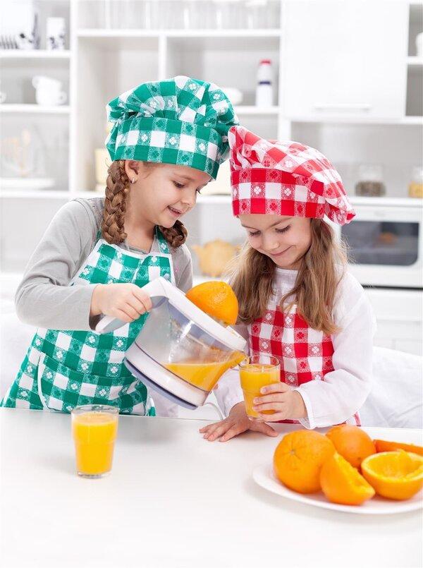 摄入过多果汁导致儿童和青少年过敏风险增加