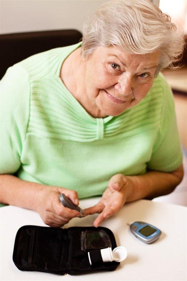 聊聊老年糖尿病的几个误区