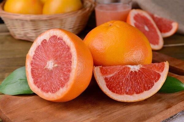 某女星吃西柚减肥?营养师:西柚并没有促进消脂的作用