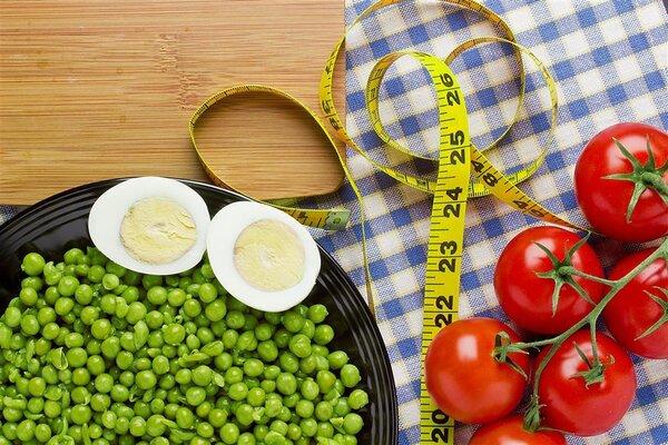 一周的减肥食谱是怎样的