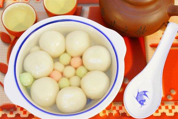 元宵佳节,营养专家教你健康吃汤圆/元宵