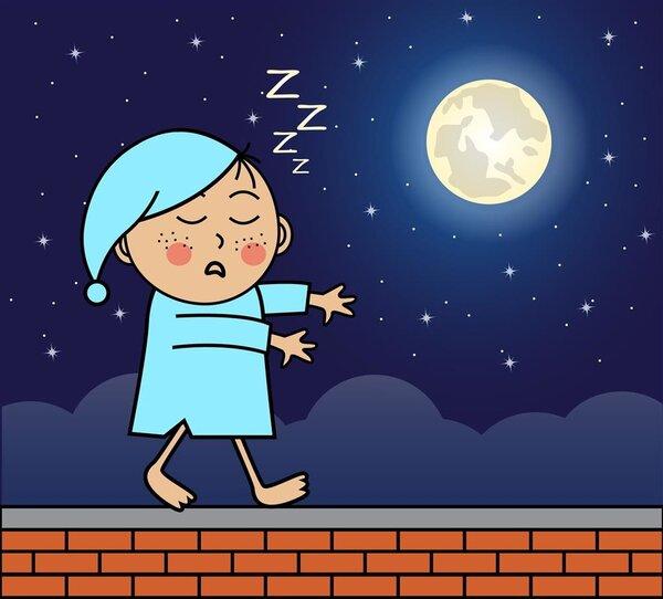惊!做梦吃猪蹄竟把手筋咬断 到底要不要唤醒梦游人?