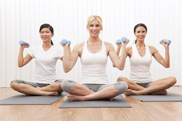 运动减肥方案要因人而异 安全健康是前提