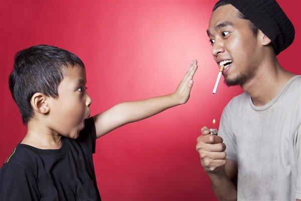 吸烟致肺癌